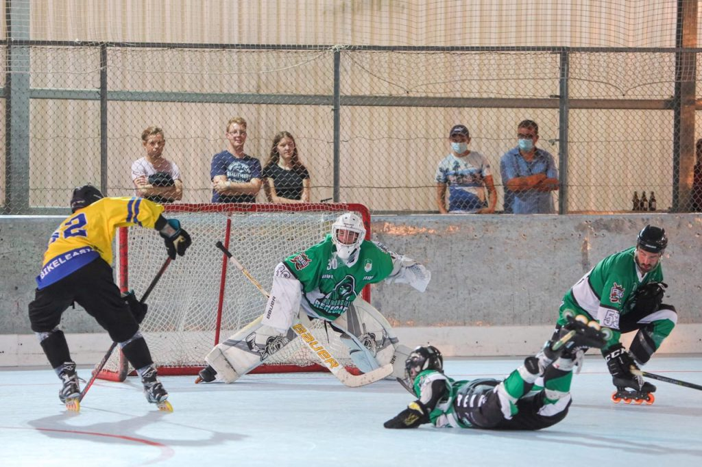 Inlinehockey Deutschland PRHL Corona Schutzmaßnahmen